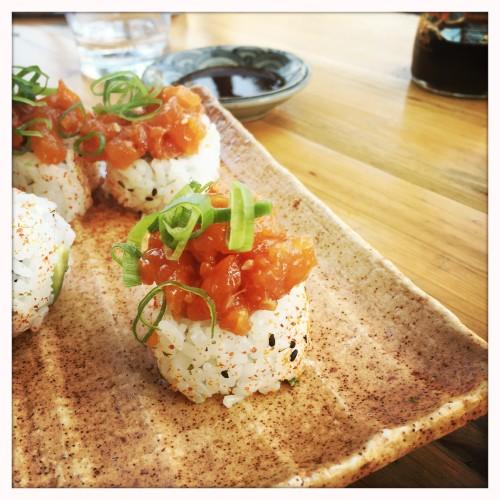 vijfnulvijf sushi hotspot amsterdam oost